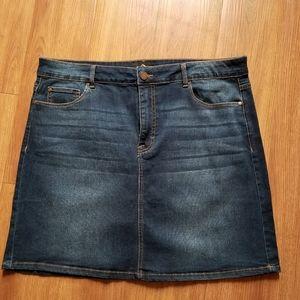 2 for 30$ 🌟 Denim skirt